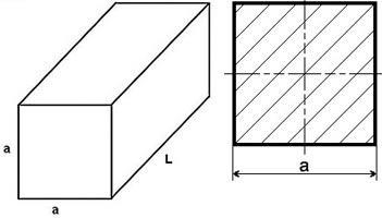 квадрат стальной Пермь