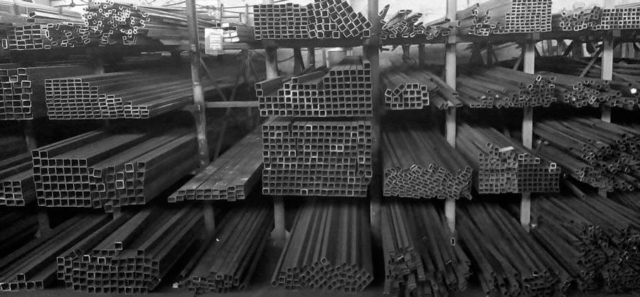 трубы квадратные электросварные металлические Пермь